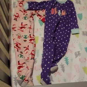 Pajamas for baby girl 18 months
